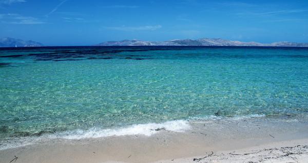 Strand von Marmári