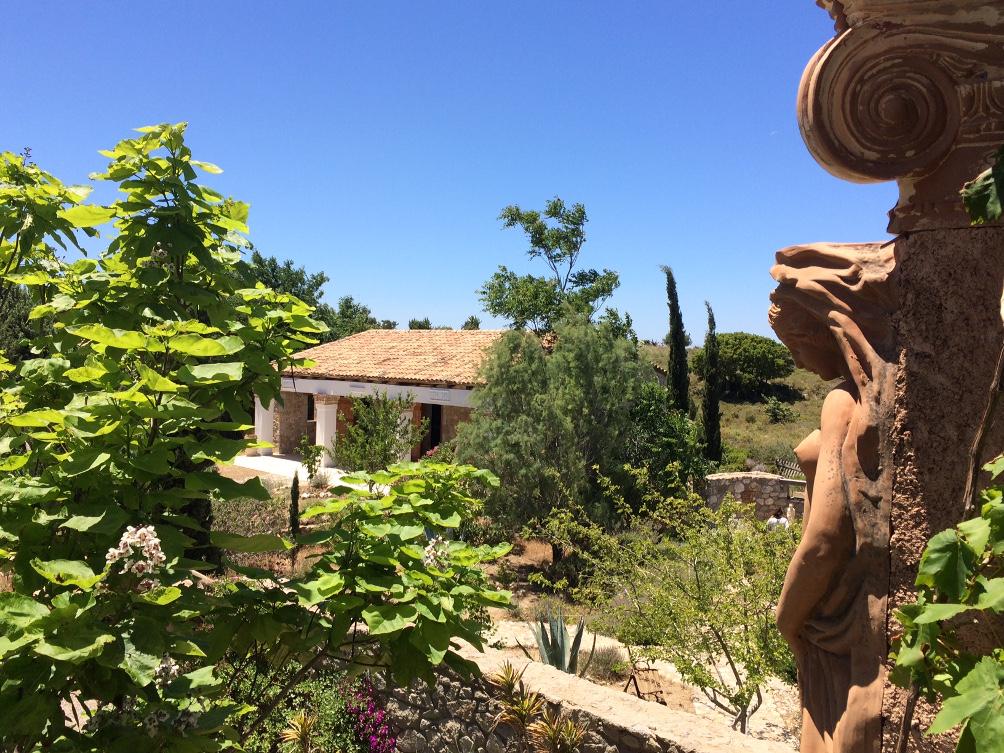 Der Hippocrates Garden auf Kos